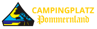 Campingplatz Pommernland – Camping an der Ostsee Logo